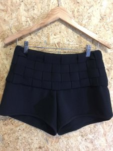 Short crepe preto (34) - Mixed