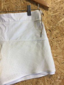 Short saia off white (36) - Giuliana Romanno