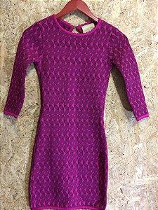 Vestido bandagem pink (P) - Lolitta