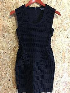 Vestido bandagem preto (P) - Gracia
