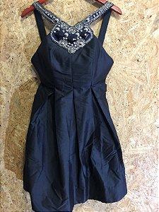 Vestido bordado (P) - Caos