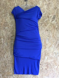 Vestido azul (40) - Romaria