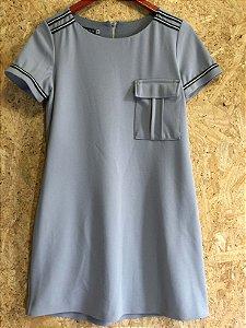 Vestido cinza (38) - Romaria