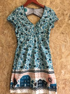 Vestido estampas (P) - Antix