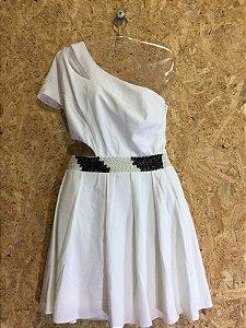 Vestido off white (36) - Romaria