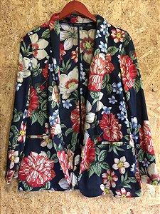 Blazer flores (G) - Zara