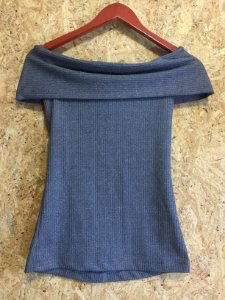 Blusa ombro a ombro (P) - Espaço LZ