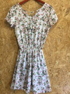 Vestido flores (38) - Classic