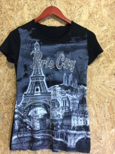Blusa paris (M) - Hello Paris NOVA