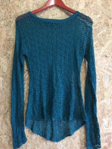 Blusa verde (P) - C&A
