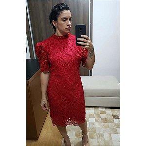 Vestido festa renda  (42) - L.N