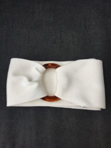 Cinto bandagem cru (P) - Lolitta