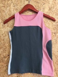 Camiseta fitness  (M) - Track & Field