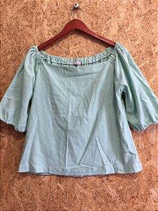 Conjunto  verde candy color (M) - Lidi Lobato