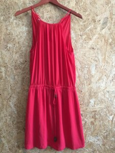 Vestido vermelho alcinha (P) - Shoulder