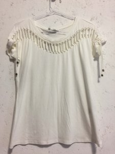 Blusa tiras ofwhite (PP) - Its & co NOVA
