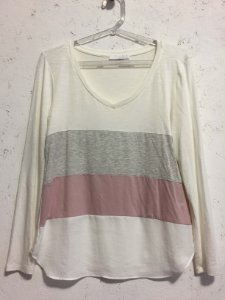 Blusa manga longa (PP) - Its & Co