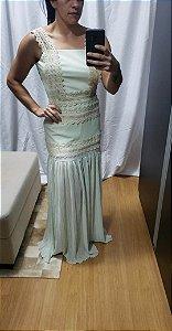 Vestido longo (36) - Unity7 NOVO