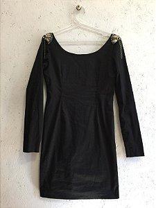 Vestido black (M) - Amicci