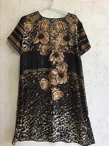 Vestido estampa (M) - Lança Perfume