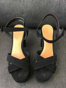 Sandália meia pata (37) - Constance NOVA