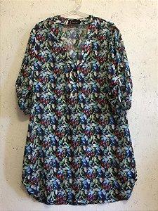 Vestido cores (M) - Isabela Paes