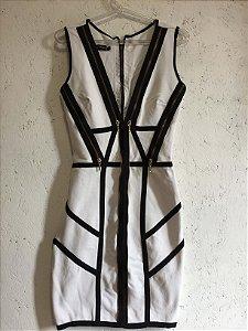 Vestido bandagem (M) - Anne Fernandes