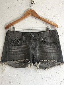 Short black jeans (38) - True Religion