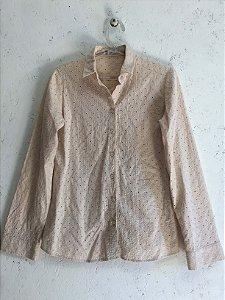 Camisa laise (40) - Riachuelo
