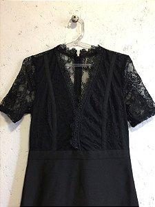 Vestido renda black (40)