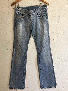 Calça jeans botòes (36) - Diesel