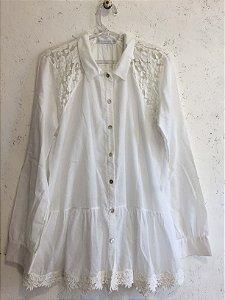Bata off white (M) - Le Lis Blanc