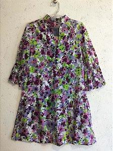Vestido cores (P) - Atroz