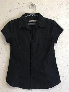 Camisa black (38) - Luigi Bertolli