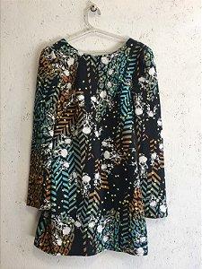 Vestido cores (P) - EVA