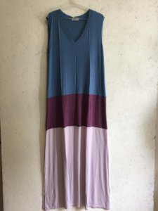 Vestido longo (M) - Basique NOVO
