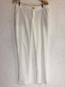 Calça branca alfaiataria (42) - Principessa NOVO