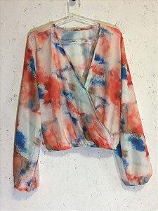 Blusa tie dye (M) - Quintess