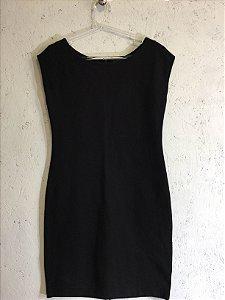 Vestido preto (M) - Zara
