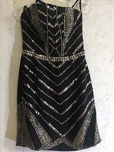 Vestido bordado  (M) - Fethie