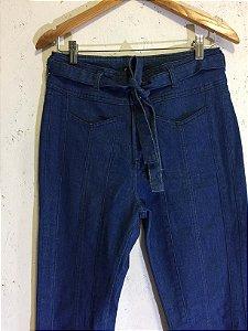 Calça jeans flare (40) - Le Lis Blanc
