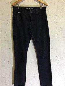 Calça jeans escura (40) - DKNY