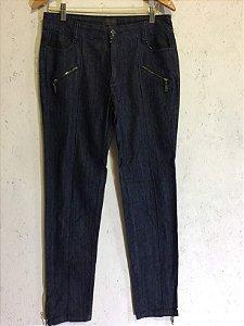Calça jeans fecho (40) - Animale