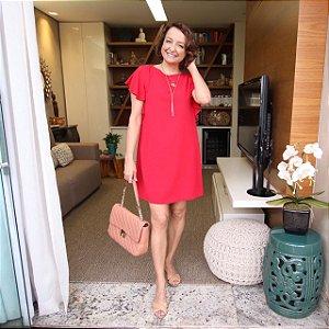 Vestido red (M) - Zara