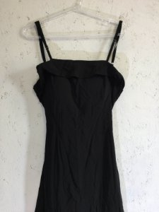 Vestido longo preto (M) - Mikeyla