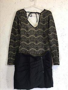 Vestido manga longa (40) - Ágatha