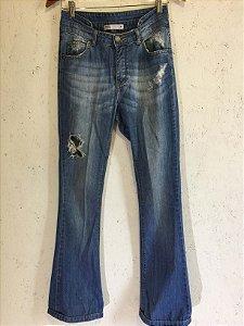 Calça jeans (36) - Bluesteel