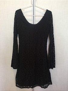 Vestido renda (P) - YSC