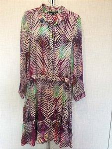 Vestido midi cores (38) - Shoulder