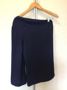 Blusa um ombro só azul (G) - Laborê